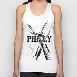 Philly Utility Unisex Tank Top