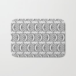 Brooklyn Williamsburgh Savings Bank Archidoodle by the Downtown Doodler Bath Mat