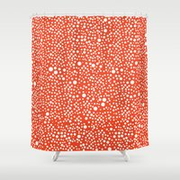 amelie Shower Curtains featuring Amelie by lumvina