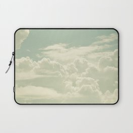 As the Clouds Gathered Laptop Sleeve