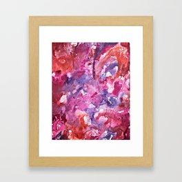 Fragrance of Love Framed Art Print