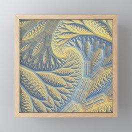 Tessellations Framed Mini Art Print