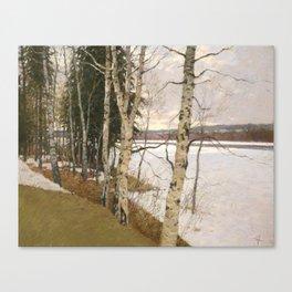 Northern May Canvas Print