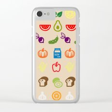 Farmers' Market Clear iPhone Case