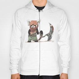 Panda Roux Barbare Hoody