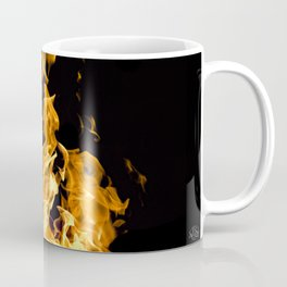 Enduring the Flame Coffee Mug