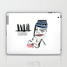 W E I L  Laptop & iPad Skin