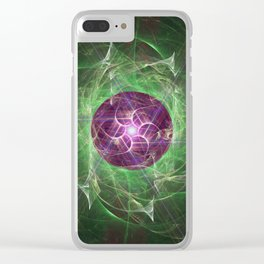 Chakra Clear iPhone Case
