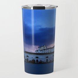 Lightning in Venice Travel Mug