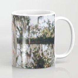 Bonaventure Cemetery Angel Coffee Mug