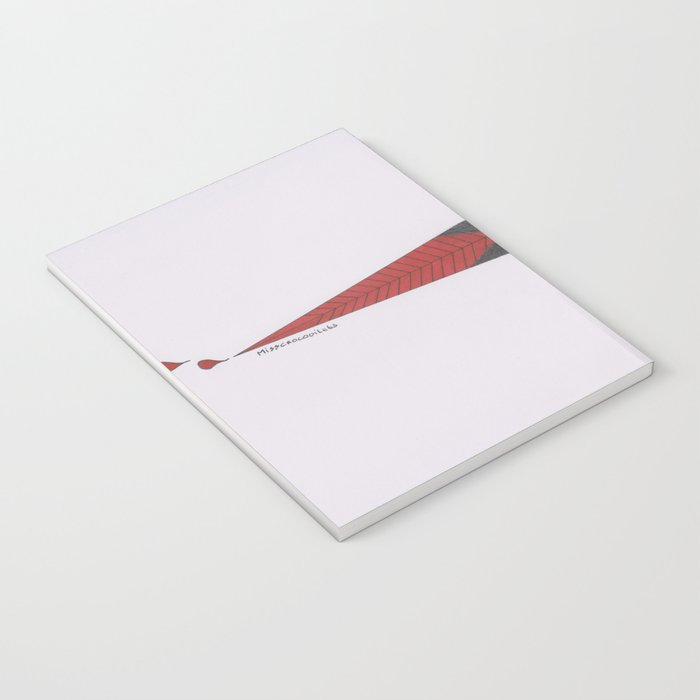 Blood of Revenge Notebook