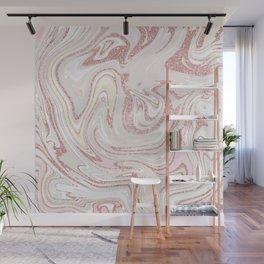 Liquid Glitter Wall Mural