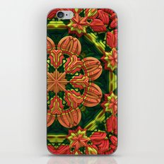 Christmas Wreath iPhone & iPod Skin