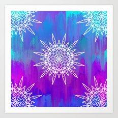 Meraki Mandala Art Print