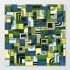 Saturdaze Canvas Print
