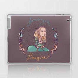 Lucrezia Borgia! Laptop & iPad Skin