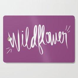 Wildflower Cutting Board