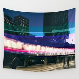 Project L0̷SS | Nathan Phillips Square, Toronto Wall Tapestry