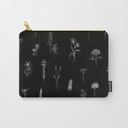 Little Patagonian Wildflowers Carry-All Pouch