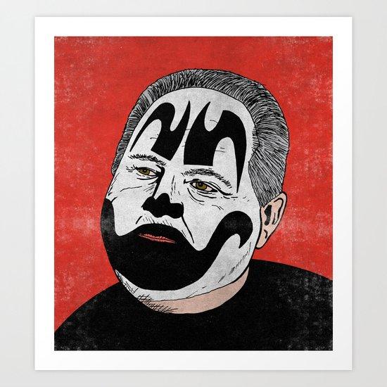 Rush Juggalaugh Art Print