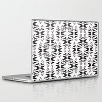 totem Laptop & iPad Skins featuring Totem by Eva Bellanger