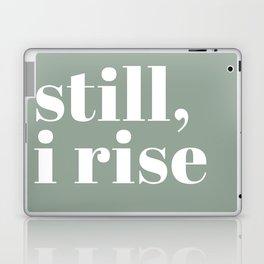 still I rise XV Laptop & iPad Skin