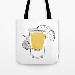 Escargot Home Tote Bag