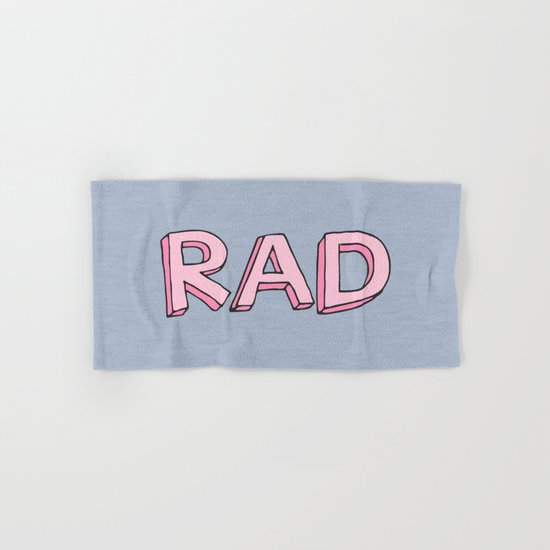 RAD Hand & Bath Towel