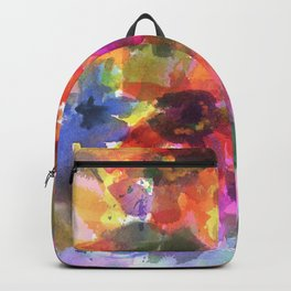 Sunflower Carnival Backpack