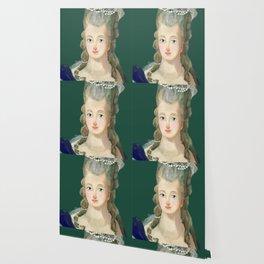 Marie Antoinette portrait Wallpaper