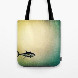 One more tuna Tote Bag