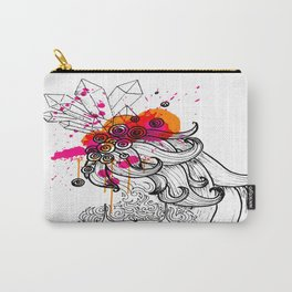 the tattooed girl Carry-All Pouch