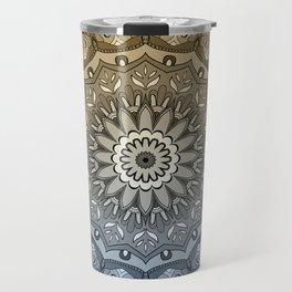 Harmony mandala Travel Mug