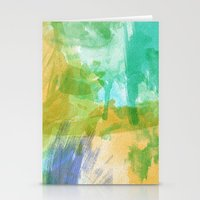 the strokes Stationery Cards featuring strokes by Carrie Baum