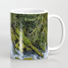 A River's Path Coffee Mug