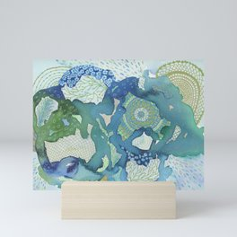 Sea Cove 9 Mini Art Print