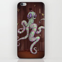 Cephalopod Performance iPhone Skin