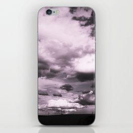 Cloudy Sky #decor #society6 iPhone Skin