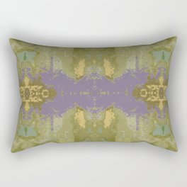 prism sequence number 4 Rectangular Pillow