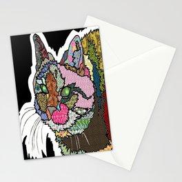 Mi Otra Gato Muerto Stationery Cards