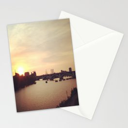 Minneapolis in September Stationery Cards