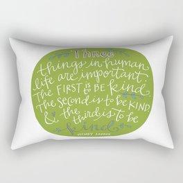 Kindness Rectangular Pillow