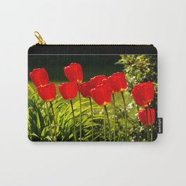 tulip impressions Carry-All Pouch