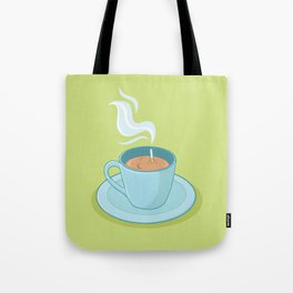 Hot Coffee, Not! Tote Bag