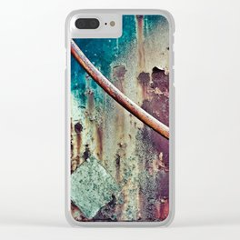 Ambiance urbaine Clear iPhone Case