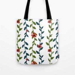 flower liane Tote Bag