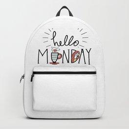 Hello Monday Backpack