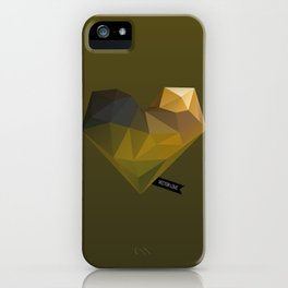 Vector Love 02 iPhone Case