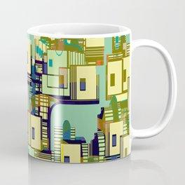 Mediterranean Coast Coffee Mug