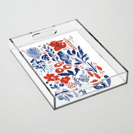 Figment Fields  Acrylic Tray